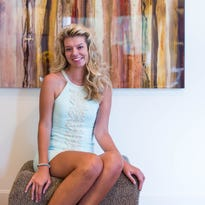 Sacred Heart grad: Nothing is more fashionable than 'fit and healthy'