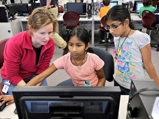 AP KID PROGRAMMERS A USA OR