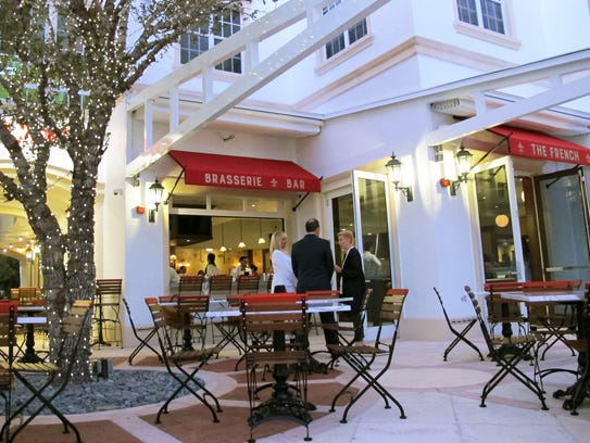The French Brasserie Rustique debuted Jan. 31, 2017,