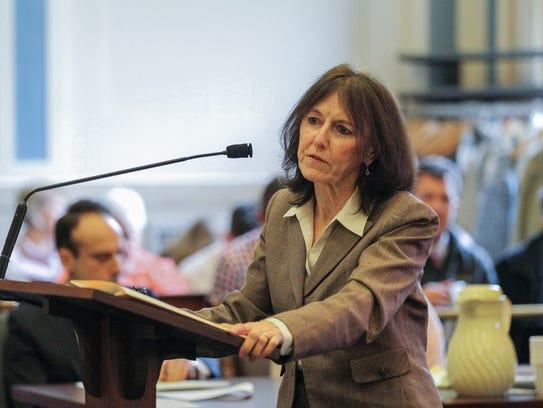 Hamilton County Assistant Prosecutor Anne Flanagan