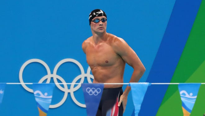 Lochte will not be able to compete in a world championships until 2019, when he will be 35.