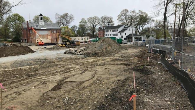 Costs for removal of contaminated soil and water at the site of the $16.6 million Grafton Public Library renovation and expansion project are estimated at $859,000 - more than double the anticipated cost.