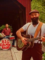 The Rev. Peyton's Big Damn Band – Breezy Peyton (not