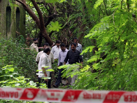 Gang rape of young photojournalist shocks Mumbai