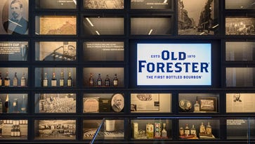 Old Forester puts its rich history on display at its now-open distillery