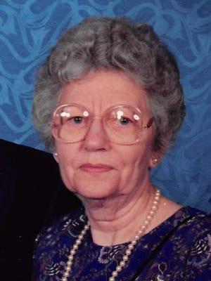 Opal M. Barns
