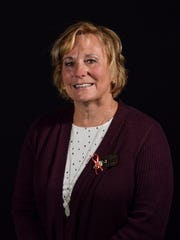 Tina Werderman of Lehigh Acres Middle School is a finalist for Teacher of the Year.