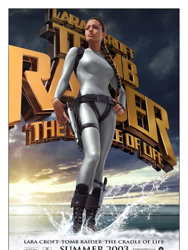 Tomb Raider Reboot Alicia Vikander Leaps Into Action As Lara Croft