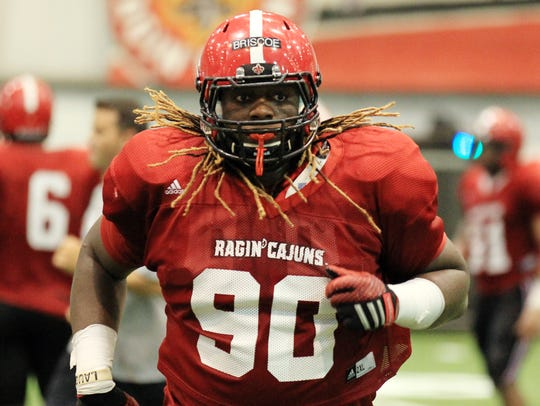 UL's Jacoby Briscoe continues to be a big part of