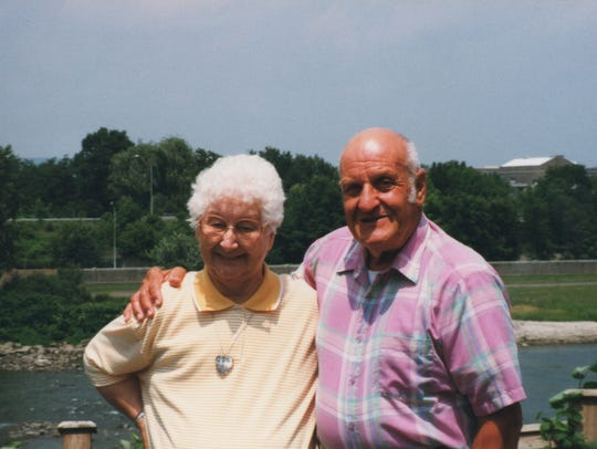 Ed Shapley gifted his wife, Nellie Vosburg Shapley,