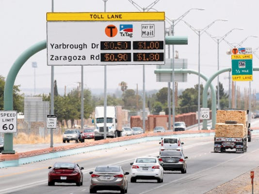 Cesar Chavez Border Highway