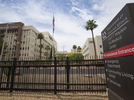 Carl T. Hayden VA Medical Center in Phoenix