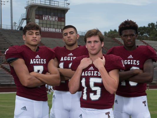 Tate High Football Preview