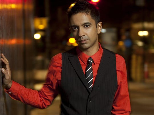 Vijay Iyer will play at Wayne State University's Schaver Music Recital Hall.