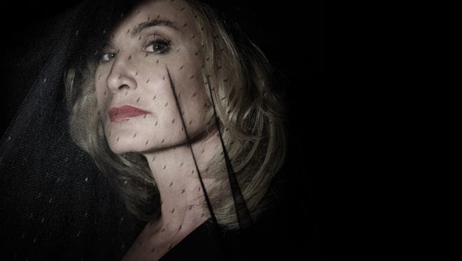 AMERICAN HORROR STORY: COVEN -- Pictured: Jessica Lange as Fiona -- CR: Frank Ockenfels/FX [Via MerlinFTP Drop]
