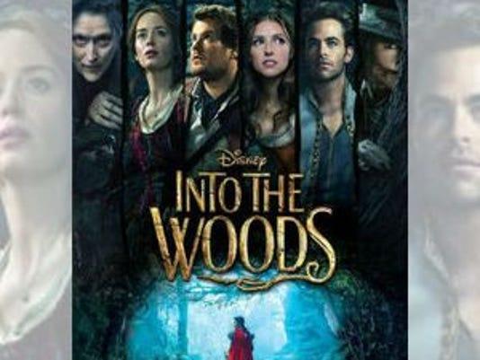 Disney's 'Into the Woods'