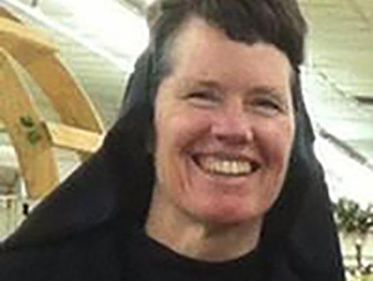 Sister Joseph Marie (Madeleine) Ruessmann was a member