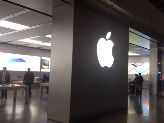 Apple has stores in various malls around the country.