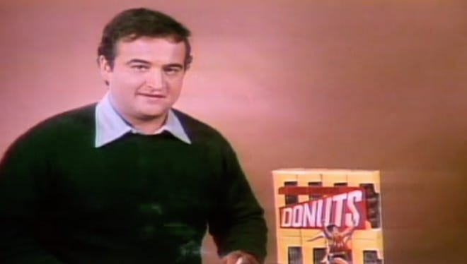 "John Belushi and ""Little Chocolate Donuts"""