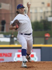 Barry Zito, pictured here in a Tennessean file photo, pitched for the Nashville Sounds before being called up by the Oakland A's.