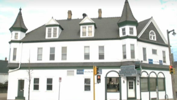 The former White House tavern, in Bay View, has been designated as historic by city officials.