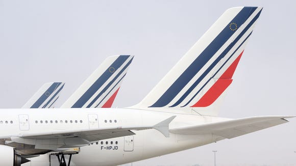 Air France is offering mileage awards with substantial