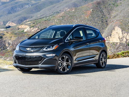 2017 Chevrolet Bolt More Functional Than Fetching But Thats Ok