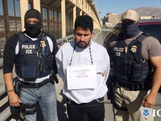 Juan Mendoza deport
