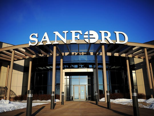 Sanford Health Corporate Headquarters in Sioux Falls,