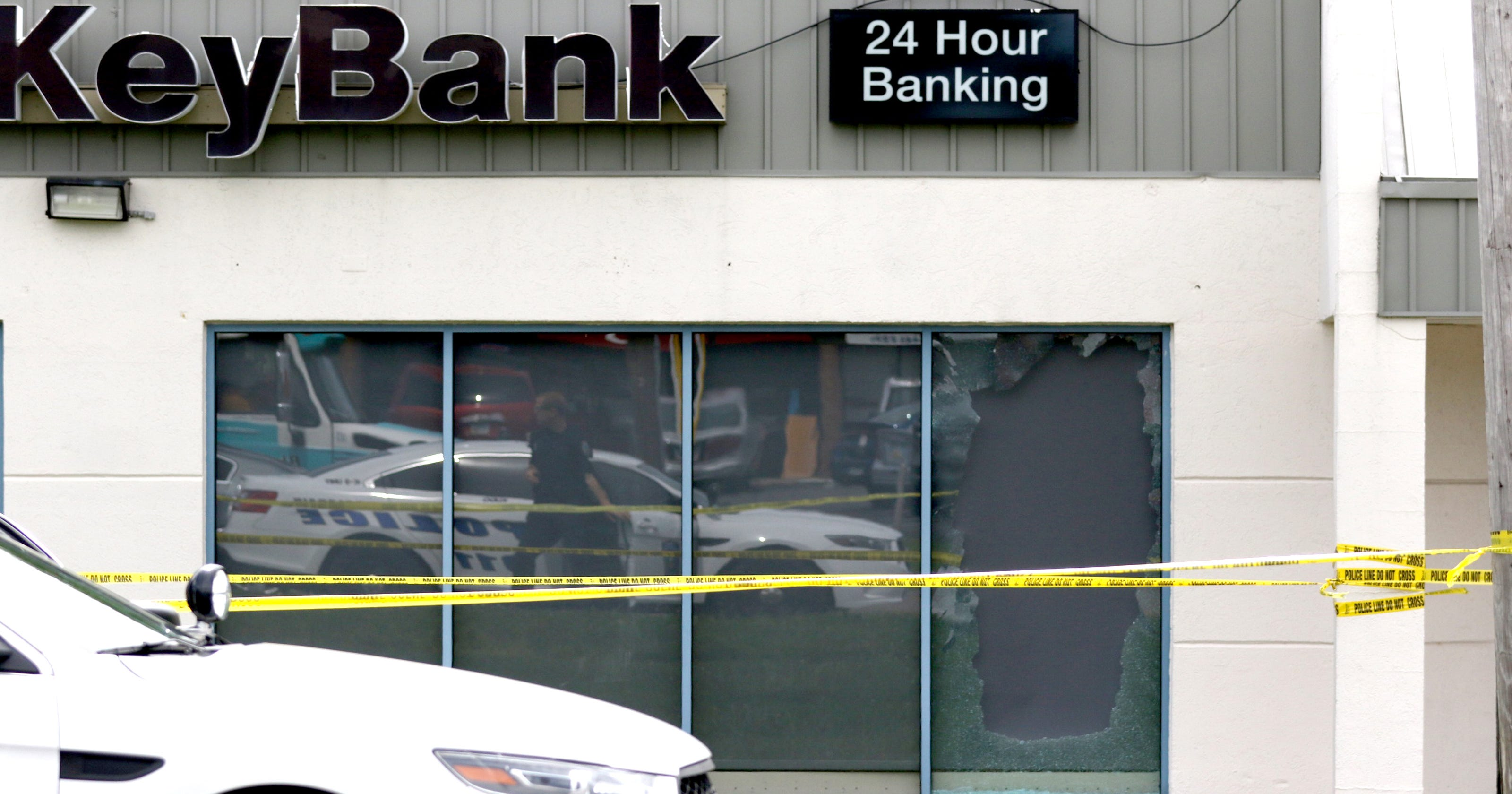 Cop not welcome at Colerain Key Bank after shootout with
