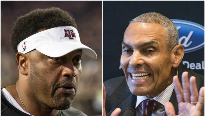 Kevin Sumlin or Herm Edwards? That is the question.