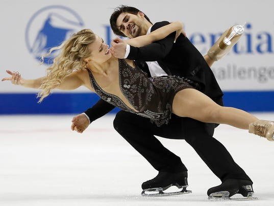 Madison Hubbell, Zachary Donahue