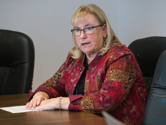 Jan Steele, Director of Business at the Indian River