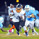 Cocoa High takes on Rockledge in the annual BBQ Bowl on Nov. 4 at McLarty Stadium .