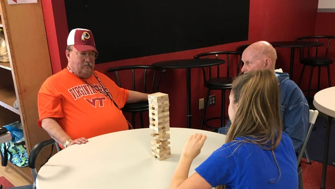 The Staunton-Augusta YMCA Adult Respite Care program offers a safe environment for those unable to be alone during the day, as well as a break for caregivers.