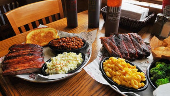 Sonny's BBQ says you'll like the IRS on Tuesday. That's