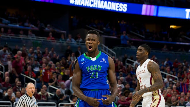 Demetris Morant, who is FGCU's all-time leader in field-goal percentage, has signed with Artland of Germany's Pro A League.