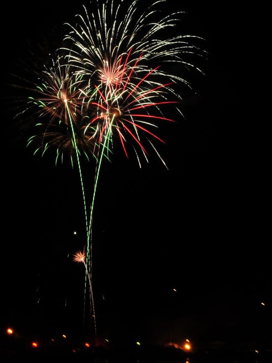 fireworks sby