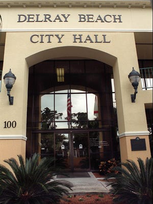 Delray Beach City Hall.
