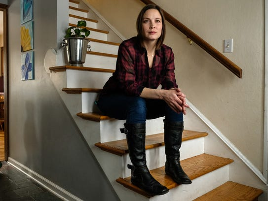 """My journey's been interesting because I didn't really realize what had happened to me. Even that it wasn't OK until just a few weeks ago,"" Christina Barba said of abuse perpetrated by Larry Nassar in the 1990s."
