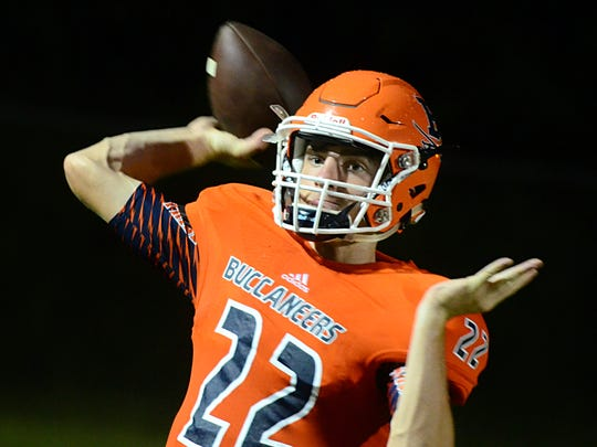 Junior quarterback Nelson Smith leads Beech into Friday's contest against Wilson Central.