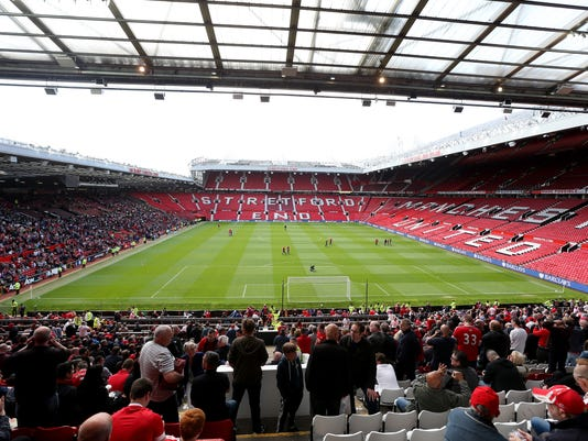 Bomb Threat At Manchester United 39 S Old Trafford After Training Device Left Behind