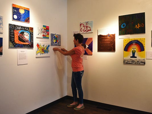 Student Recovery Art Show