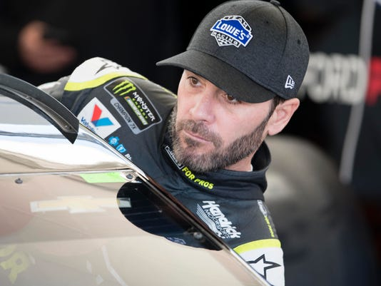 NASCAR: Pennzoil 400 presented by Jiffy Lube-Practice
