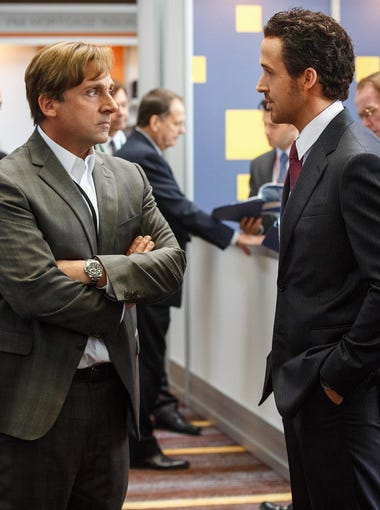 """Steve Carell and Ryan Gosling are among the stars in """"The Big Short,"""" which will receive the Ensemble Performance Award at the Palm Springs International Film Festival Awards Gala."""