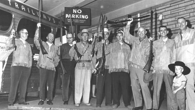 Kentucky Long-Rifle Team, 1963