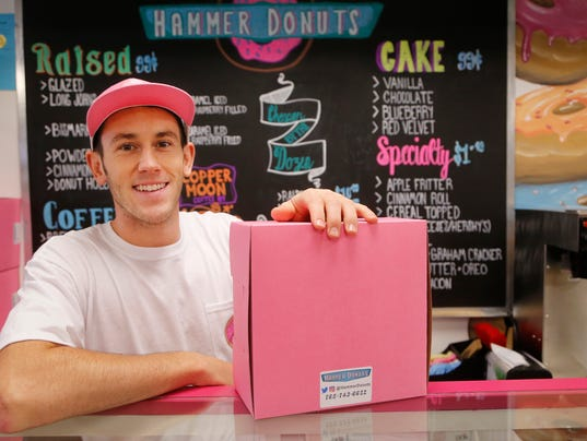 LAF Purdue graduate opens doghnut shop on Chauncey Hill