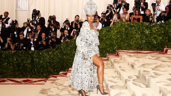 Met Gala 2018: Best-dressed looks from Rihanna, Amal Clooney, Lena Waithe and more