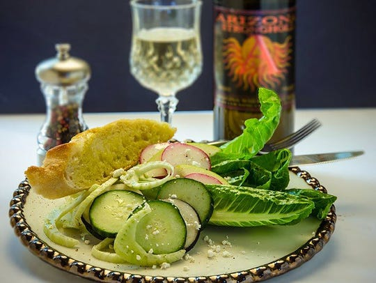 Abbie's Kitchen is an intimate fine dining establishment,