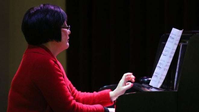 Pianist Julie Nishimura was inspired to found the Delaware Classical Revolution chapter after participating in a performance in her native San Francisco a couple of years ago.